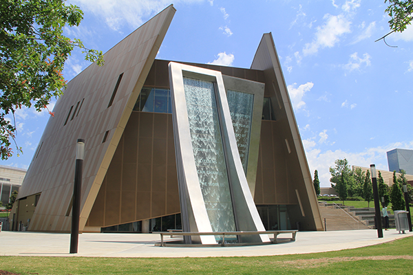 Atlanta Places to See: National Center for Civil and Human Rights