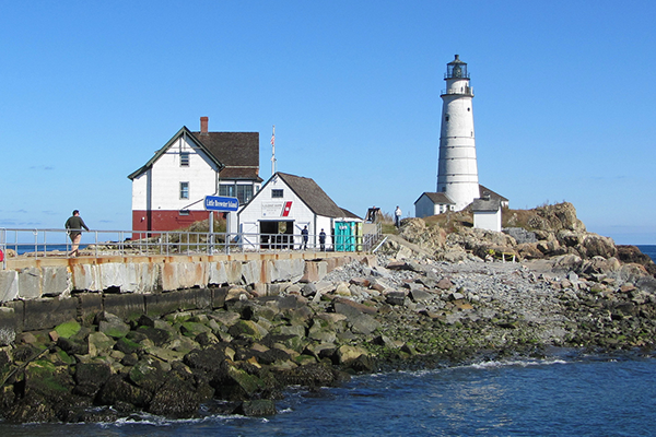 Fun Facts Boston: First American Lighthouse