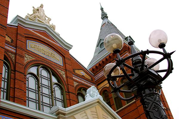 Smithsonian Arts & Humanities Building