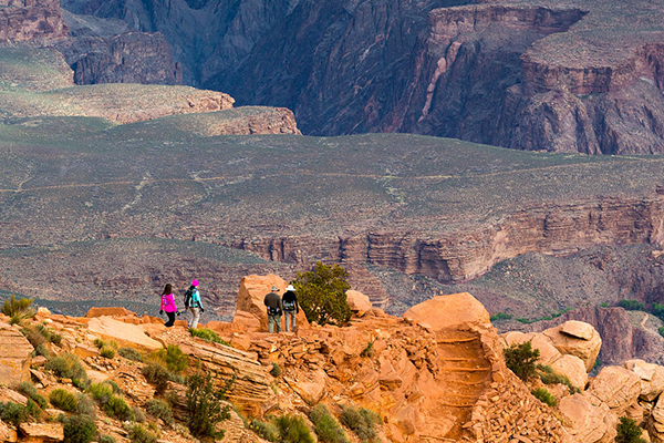 Grand Canyon: South Kaibab Trails
