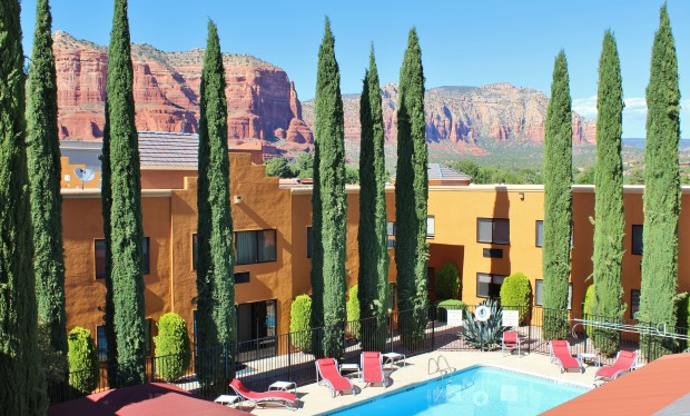 IHG Pointbreaks: Holiday Inn Express Sedona - Oak Creek