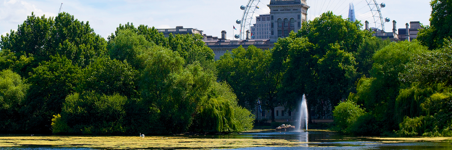 Top London Parks and Gardens