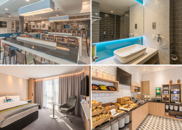 New IHG Hotel: Holiday Inn Express Cologne City Centre