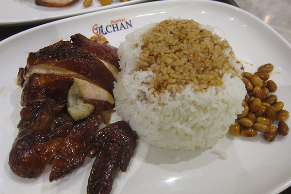 Bargain Singapore Restaurants: Liao Fan Hong Kong Soya Sauce Chicken Rice & Noodle